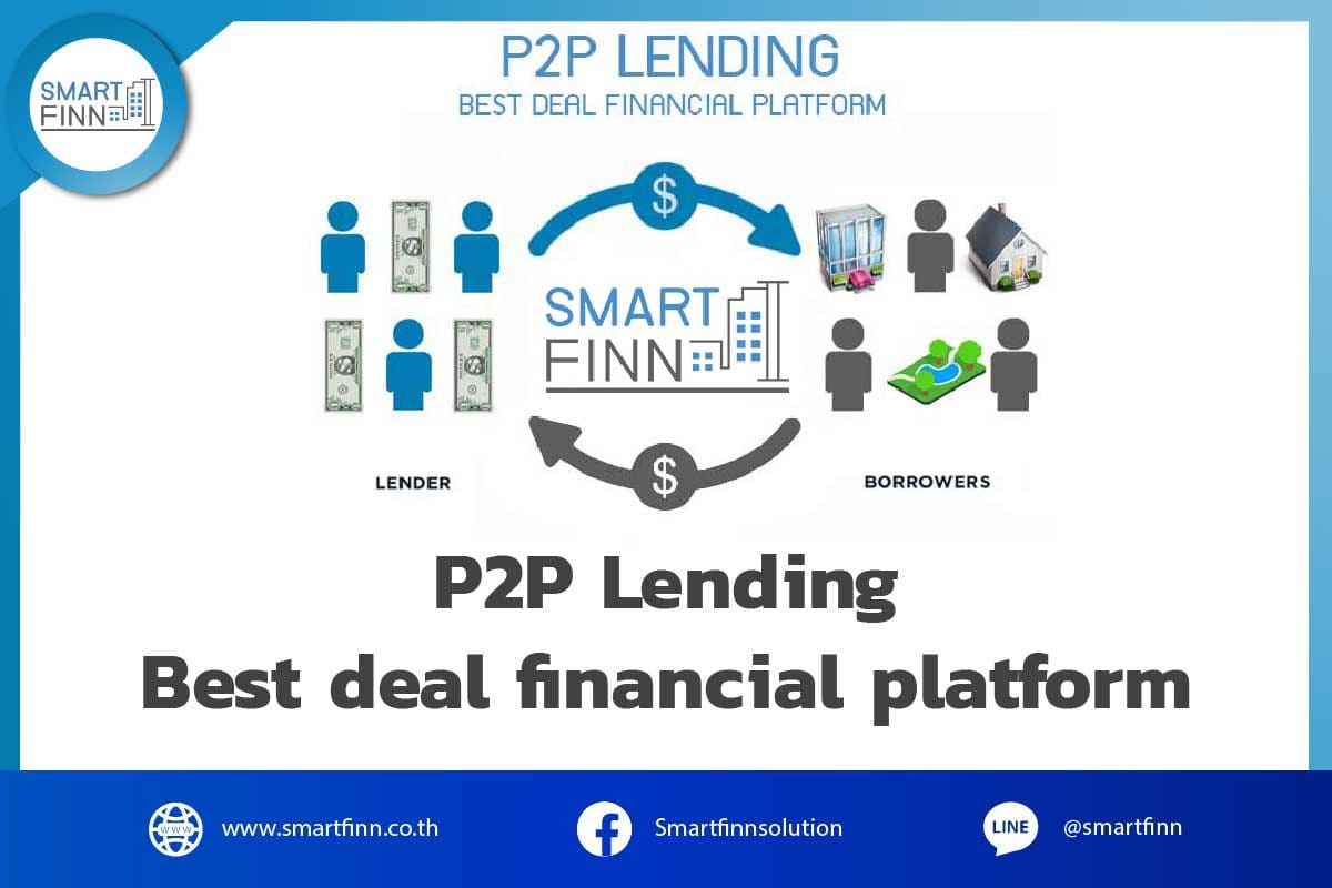 P2P Lending best deal financial platform